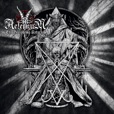 Review: IN AETERNUM  - The Blasphemy Returns  :: Klicken zum Anzeigen...