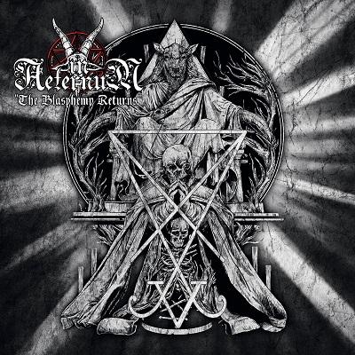 in aeternum  - the blasphemy returns