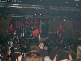 LiveArena, Vader, My Darkest Hate, Six Reasons To Kill ::: klicken für großes Bild...