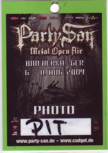 Party.San Open Air 2009